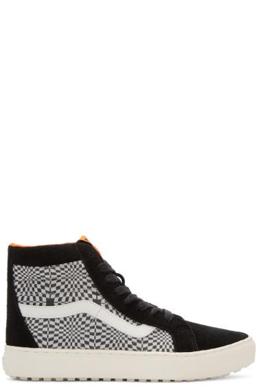 Vans - Black London Undercover Edition SK8-Hi MTE Cup LX Sneakers
