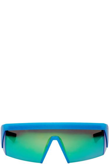 Mykita - Blue Bernhard Willhelm Edition Vice Sunglasses