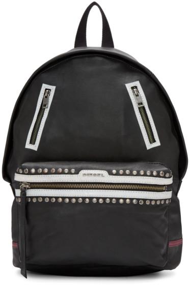 Diesel - Black L-Get Backpack