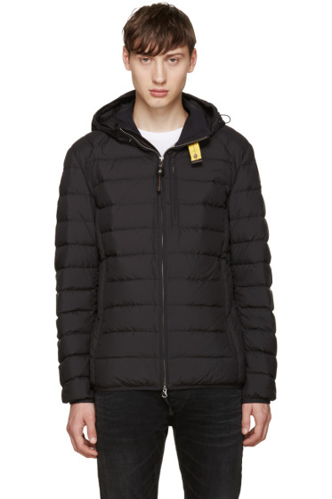 Parajumpers - Black Down Last Minute Jacket