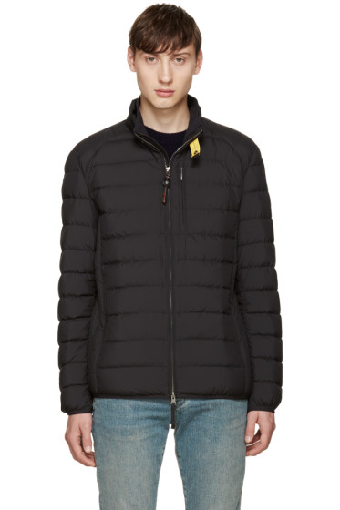 Parajumpers - Black Down Ugo Jacket