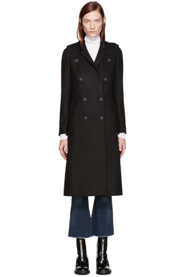 Rag & Bone - Black Tailored Ashton Coat