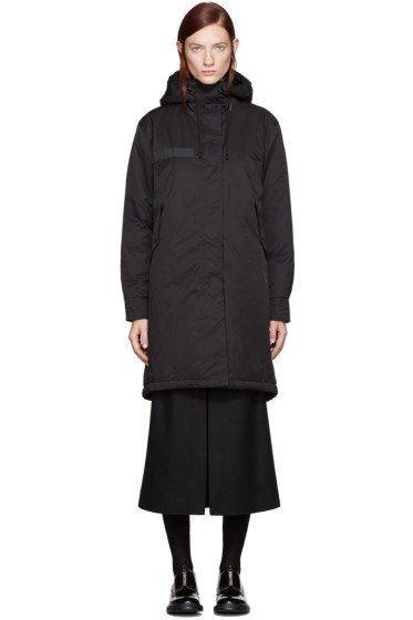 Rag & Bone - Black Down Bullett Parka