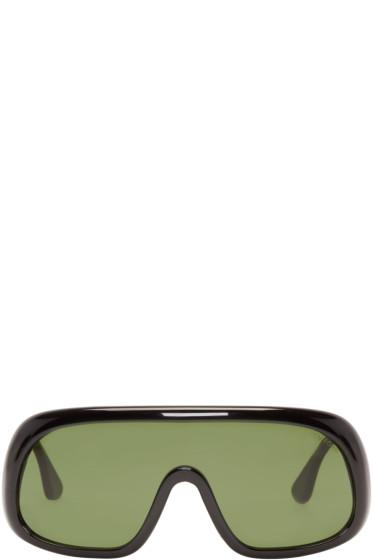Tom Ford - Black Sven Sunglasses
