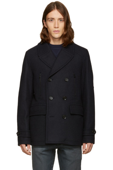 Belstaff - Navy Corringham Coat