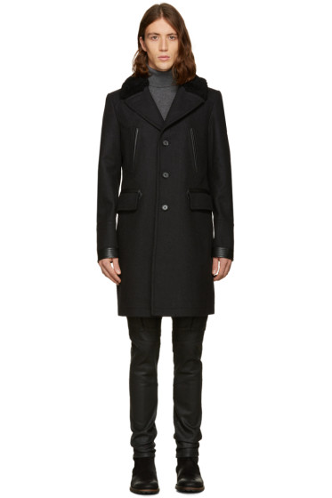 Belstaff - Grey Grovewood Coat