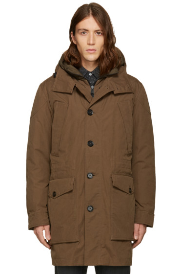 Belstaff - Brown Down Oldham Parka