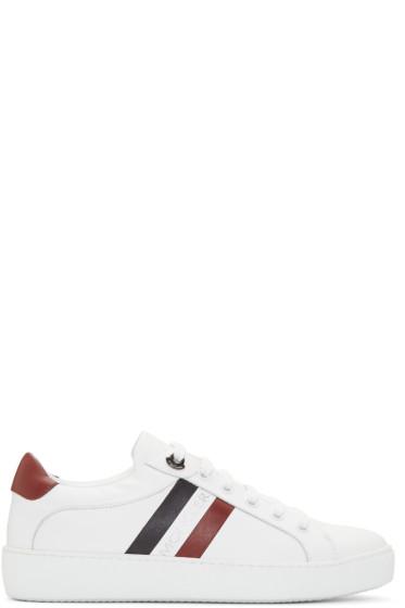 Moncler - White Leni Sneakers