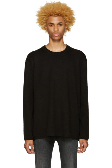 Acne Studios - Black Misha Sweater