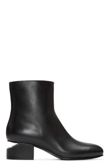 Alexander Wang - Black Kelly Boots