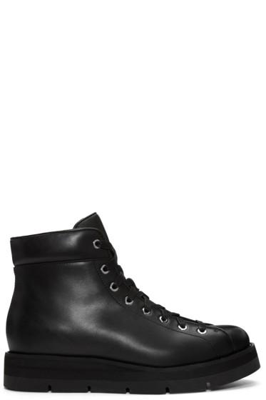 Alexander Wang - Black Cole Boots