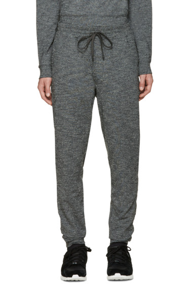 A.P.C. x Outdoor Voices - Grey Speckled Lounge Pants