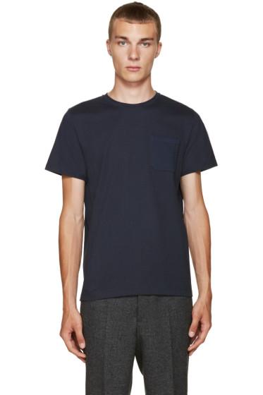 A.P.C. - Navy Murray T-Shirt