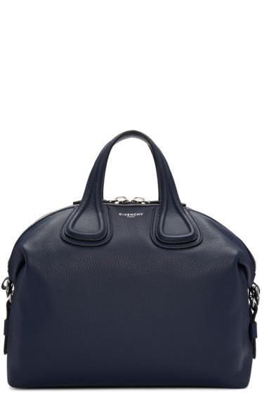 Givenchy - Navy Medium Nightingale Bag