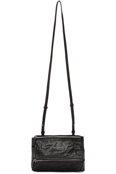 Givenchy - Black Mini Pandora Bag