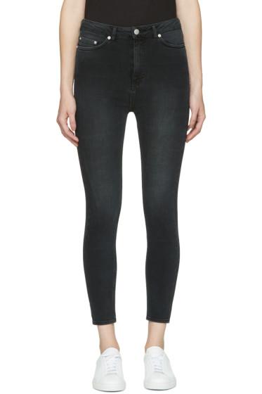 BLK DNM - Grey 8 Jeans