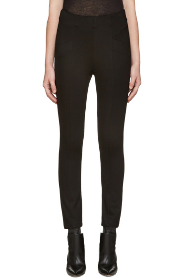 Pierre Balmain - Black Classic Trousers