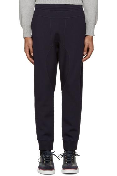 Neil Barrett - Navy Slim Lounge Pants