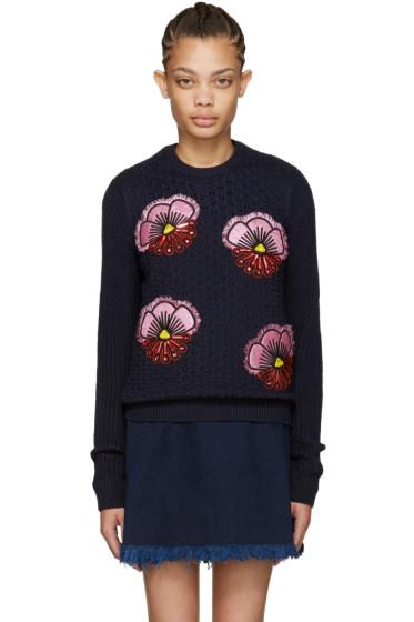Kenzo - Navy Tanami Sweater