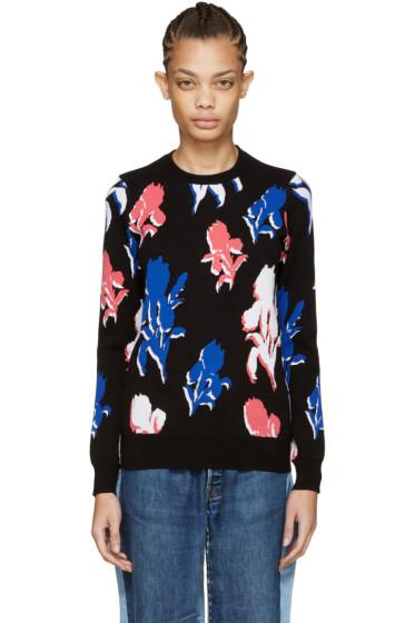 Kenzo - Black Iris Sweater
