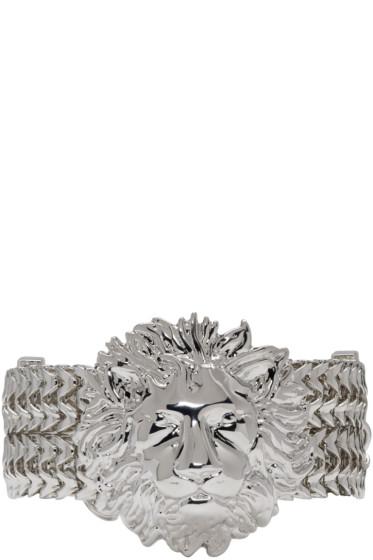 Versus - Silver Lion Bracelet