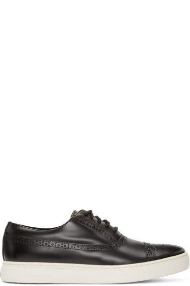 PS by Paul Smith - Black Fairey Sneakers