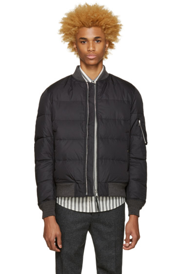 Nanamica - Reversible Black NA-1 Down Jacket
