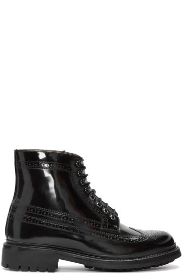 Grenson - Black Sebastian Boots