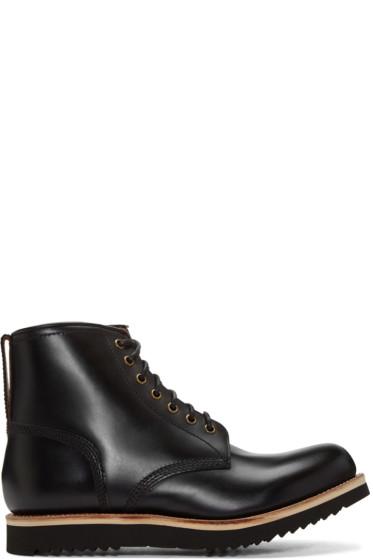 Grenson - Black Dawson Boots