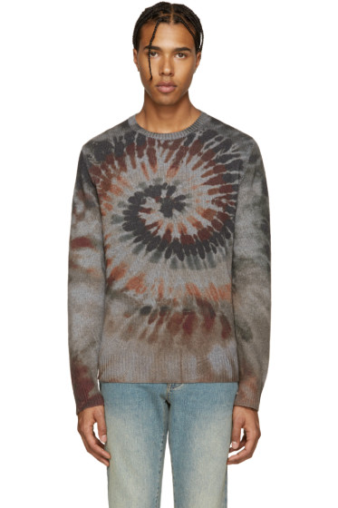 Valentino - Multicolor Tie Dye Sweater