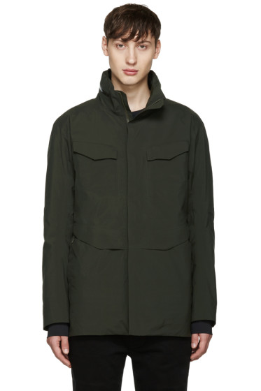 Arc'teryx Veilance - Green Field IS Coat
