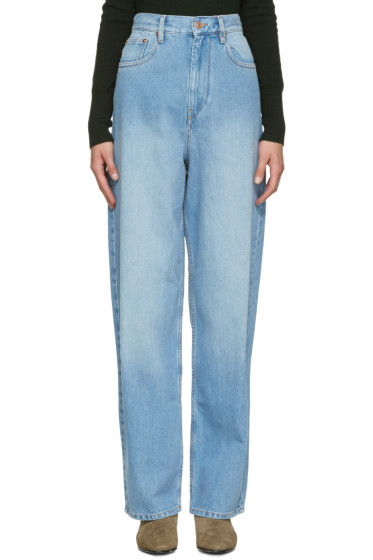 Isabel Marant Etoile - Blue Corby Jeans