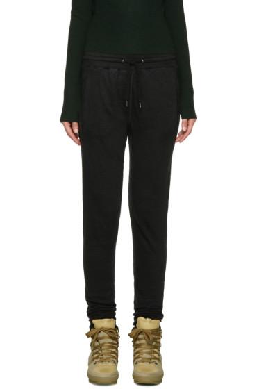 Isabel Marant Etoile - Black Curtis Lounge Pants