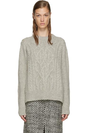 Isabel Marant - Grey Gabao Sweater