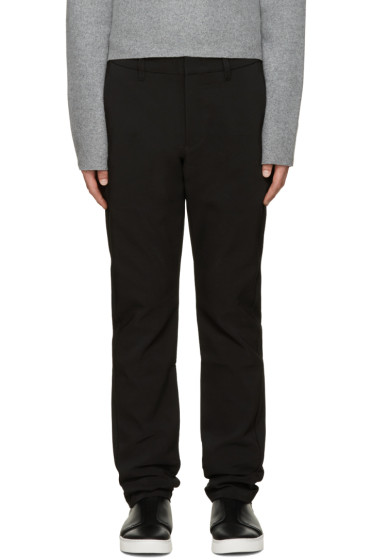 Attachment - Black Slim Trousers
