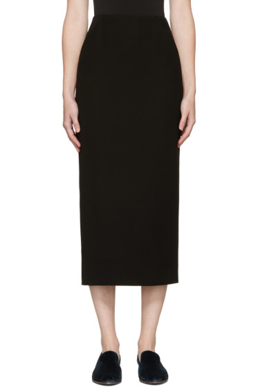 Brock Collection - Black Snow Skirt