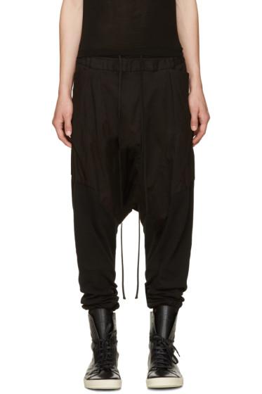 NILøS - Black Sarouel Trousers