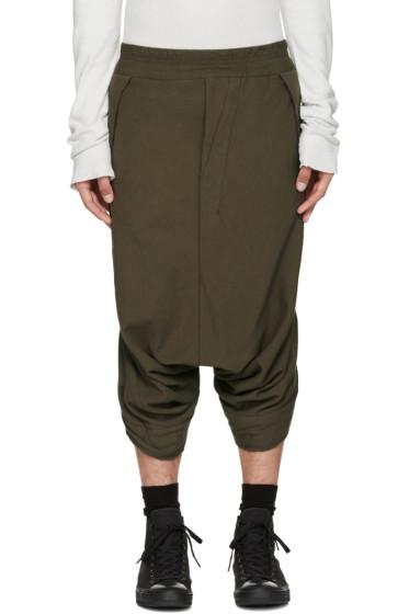 NILøS - Khaki Short Sarouel Trousers