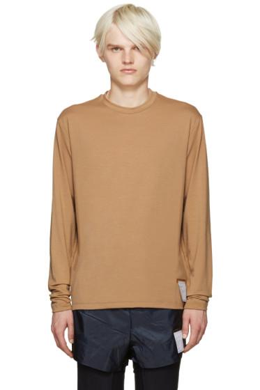 Satisfy - Brown Packable T-Shirt