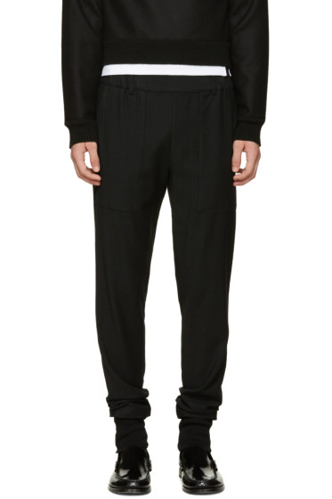 Stephan Schneider - Black Frame Trousers