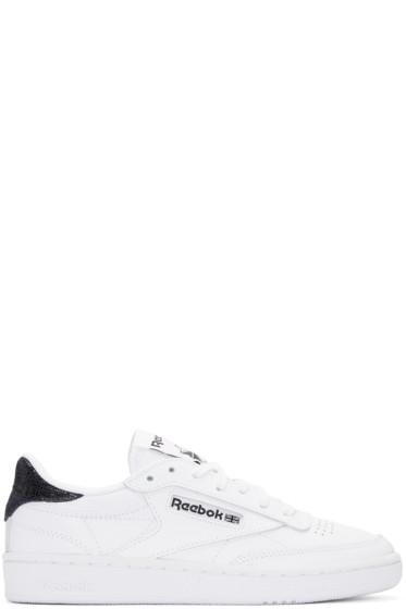 Reebok Classics - White Club C Sneakers