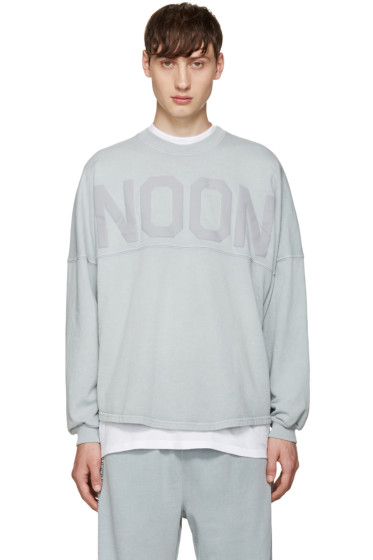 Noon Goons - Grey Tourist Pullover