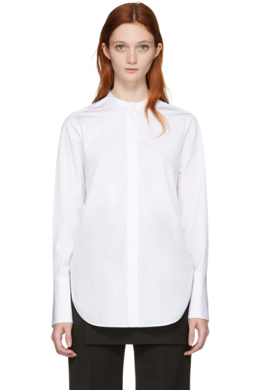 Ports 1961 - White Big Cuffs Shirt