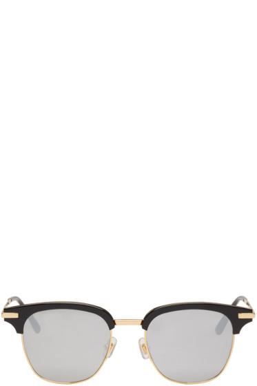 Gentle Monster - Gold Core 612 Sunglasses
