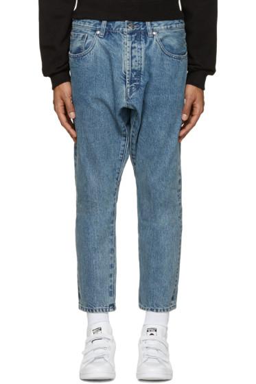 Han Kjobenhavn - Blue Drop Jeans
