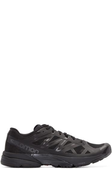 Salomon - Black S-Lab Speed Sneakers