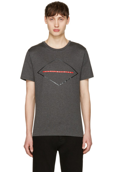 Rag & Bone - Grey Diamond T-Shirt