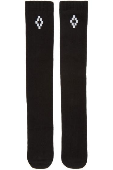 Marcelo Burlon County of Milan - Black Lamborghini Socks