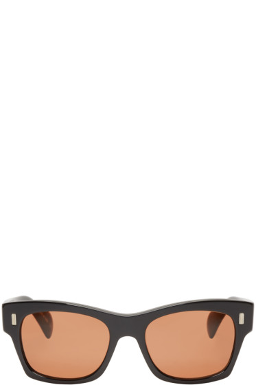 Oliver Peoples The Row - Black Acetate 71st Street Sunglasses
