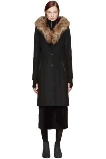 Mackage - Black Mila Coat